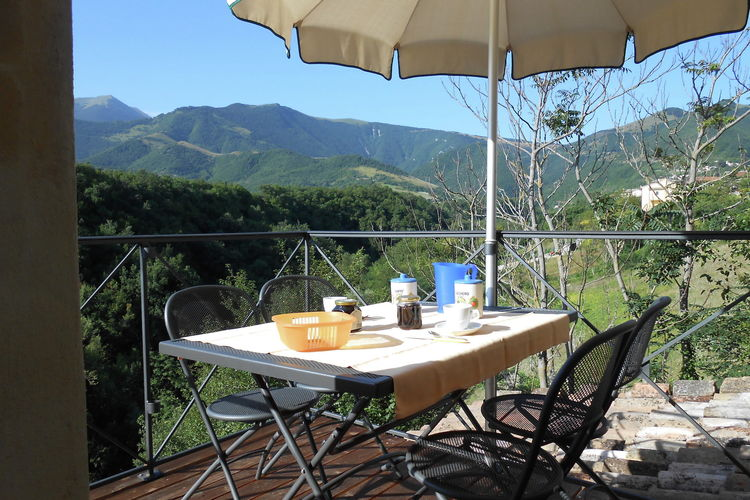 Holiday house Lupo (1698182), Cagli, Pesaro and Urbino, Marche, Italy, picture 17