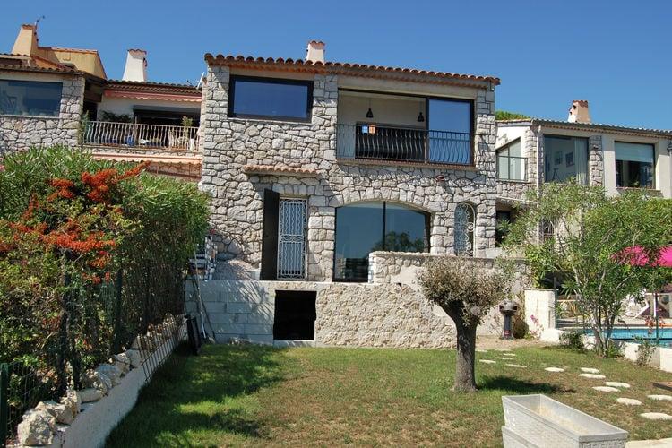 Appartementen Frankrijk | Provence-alpes-cote-d-azur | Appartement te huur in La-Turbie met zwembad  met wifi 6 personen