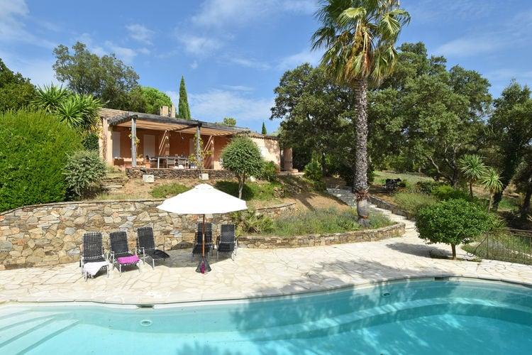 Villa huren in Cogolin - met zwembad  met wifi met zwembad voor 7 personen  Op één van de mooiste locaties v..