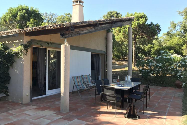 Villa huren in Cogolin -   met wifi  voor 4 personen  Op één van de mooiste locaties v..