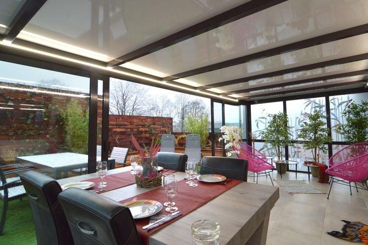Appartement  met wifi  Sourbrodt  Een knus plekje met alle comfort aan de voet van de Hoge Venen. All-in prijs!