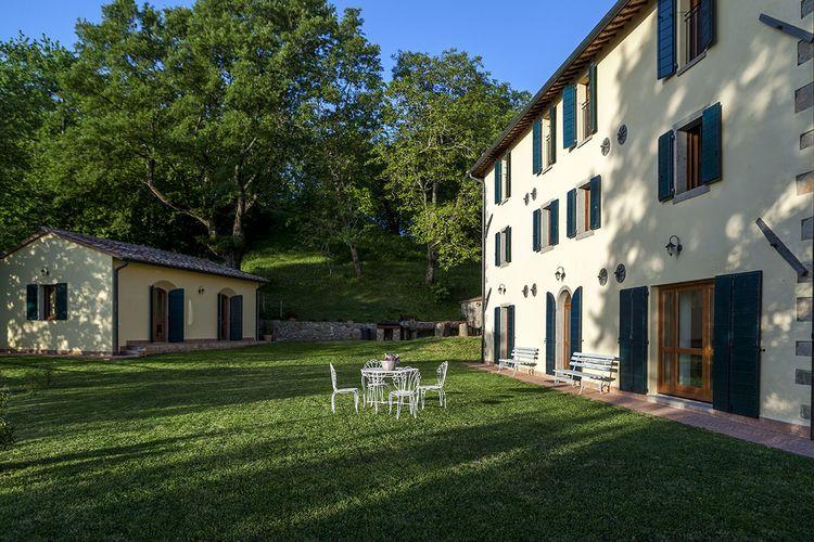met je hond naar dit vakantiehuis in Capalbio
