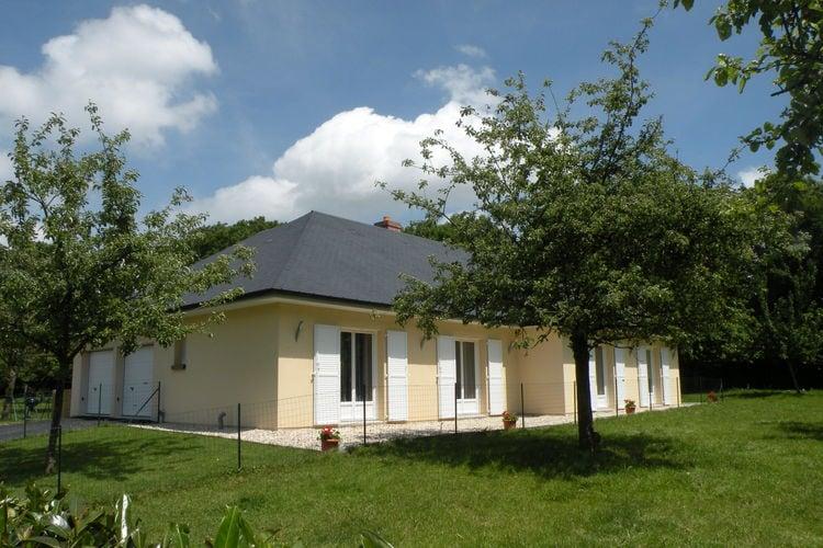 Normandie Vakantiewoningen te huur Prachtig, vrijstaand vakantiehuis, met omheinde privé tuin op 25 km van Le Havre