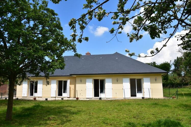 Frankrijk | Normandie | Vakantiehuis te huur in La-Remuee   met wifi 6 personen