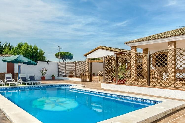 Vakantiehuizen Luz te huur Barbate- ES-05384-01 met zwembad  met wifi te huur