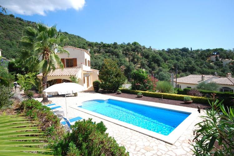 Villa met zwembad met wifi  Calonge  Mooie, vrijstaande villa met privé-zwembad vlakbij dorpjes en prachtige baaitjes