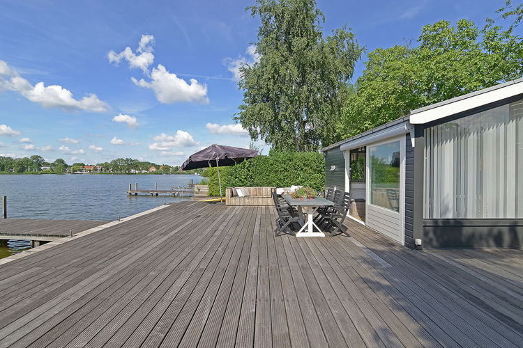 Bungalow  met wifi  Zuid-HollandWaterpracht