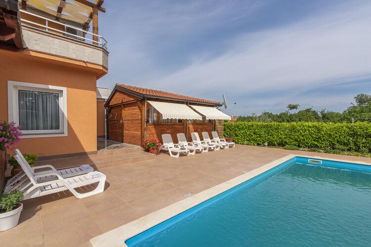 Appartement Kroatië, Istrie, Visnjan Appartement HR-52463-23