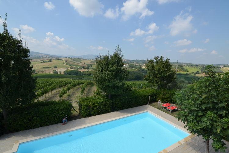 Appartement Italië, Emilia-romagna, Passano di Coriano Appartement IT-00098-01