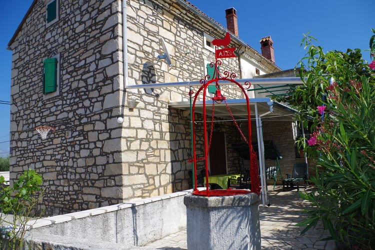 vakantiehuis Kroatië, Istrie, Rakalj-Krnica vakantiehuis HR-52208-28