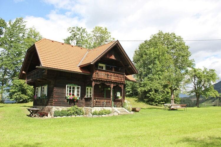 vakantiehuis Oostenrijk, Kaernten, Gmünd, Kärnten vakantiehuis AT-9853-07