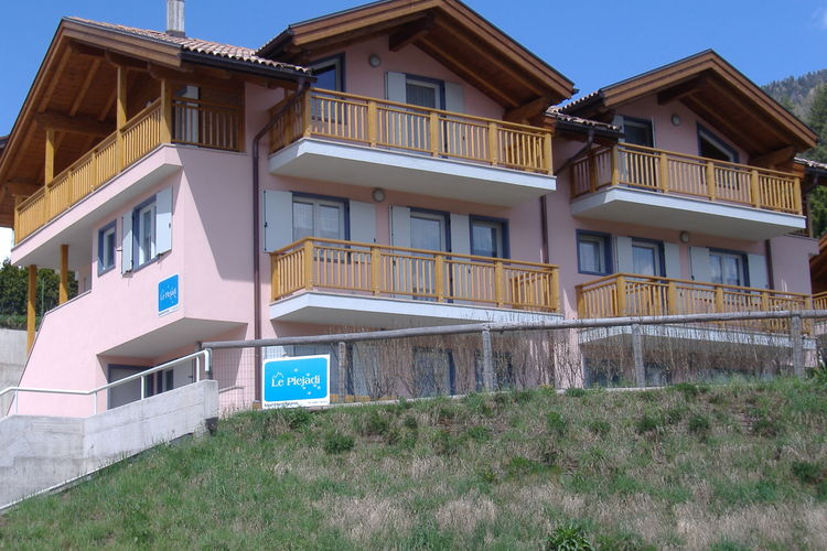 Appartement    Trentino-alto-adigeLe Plejadi Trilo