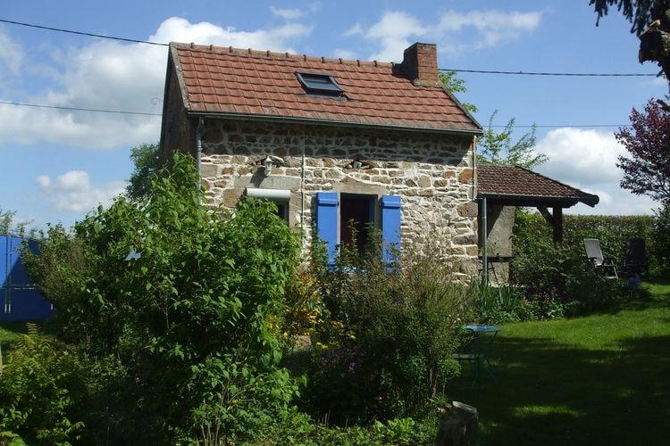 Vakantiehuis  met wifi  Pionsat  Le Fournil