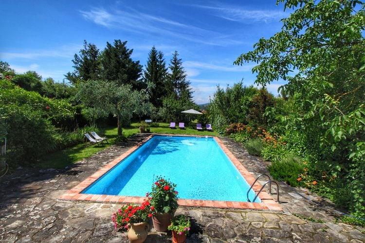 Villa Italië, Toscana, Subbiano Villa IT-52010-54