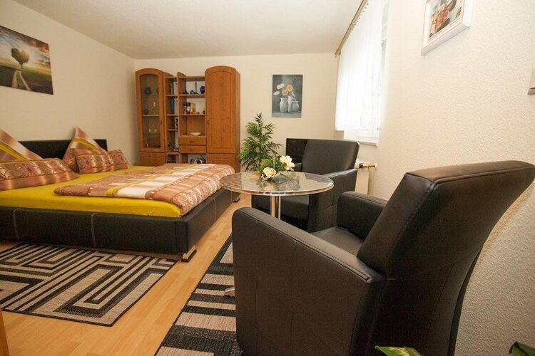 Appartement Duitsland, Thuringen, Steinbach-Hallenberg Appartement DE-98587-12