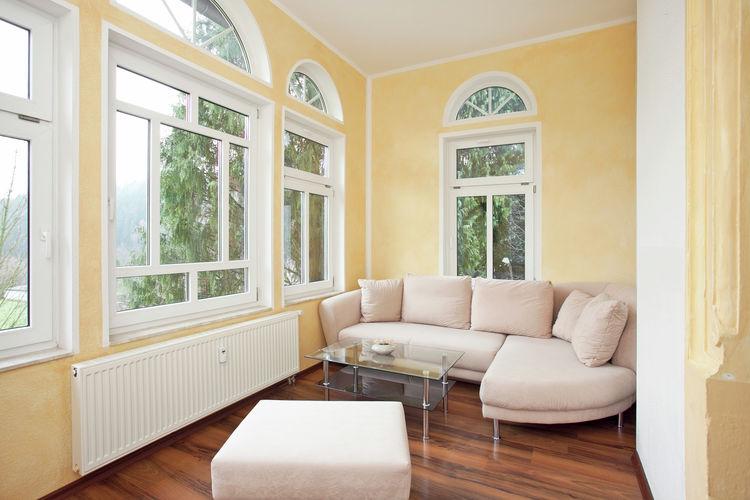Duitsland | Saksen | Villa te huur in Grunhainichen-Borstendorf   met wifi 8 personen