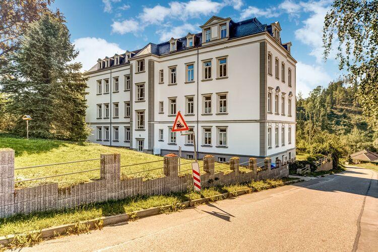 Villas Duitsland | Saksen | Villa te huur in Grunhainichen-Borstendorf   met wifi 4 personen