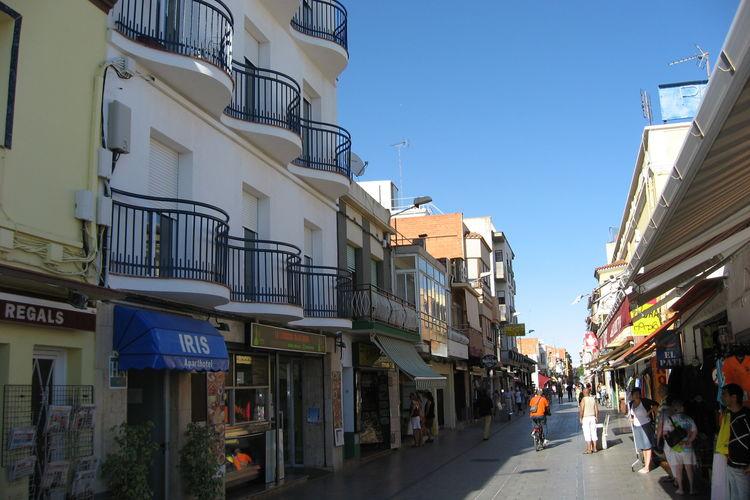 Iris  Barcelona Maresme Coast Spain