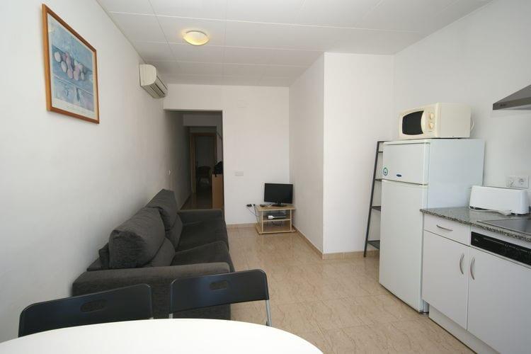 Vakantiewoning Spanje, Costa de Barcelona, Malgrat de mar Appartement ES-08380-02