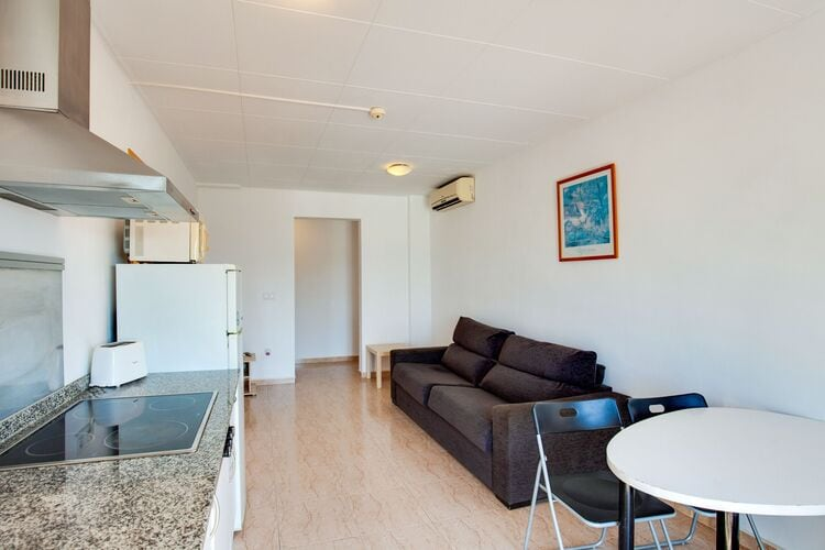 Appartement Spanje, Costa de Barcelona, Malgrat de mar Appartement ES-08380-02
