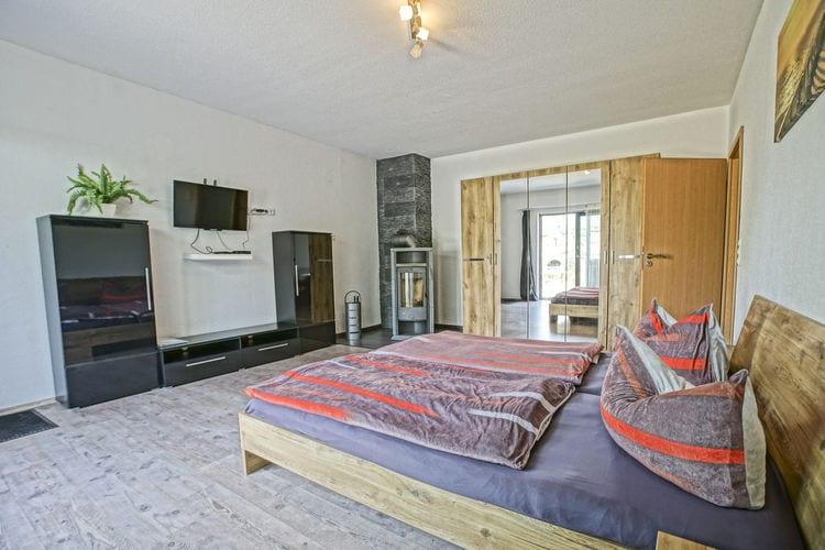 Vakantiehuis    MonkebudeFerienhaus mit Kamin Urlaub am Stettiner Haff 3