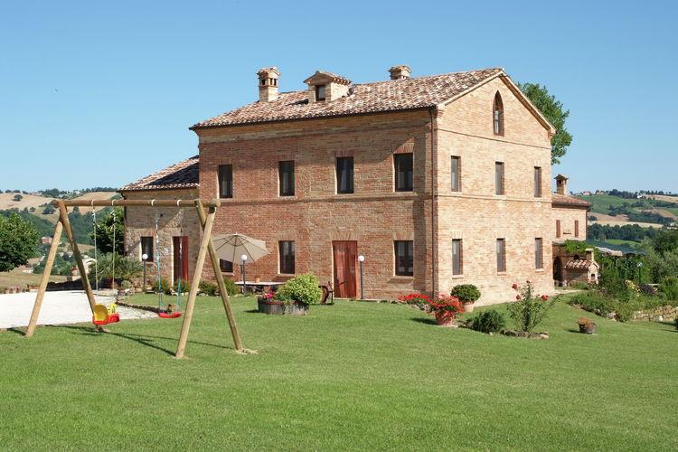 Villa Quindici - Accommodation - Sant'Angelo in Pontano