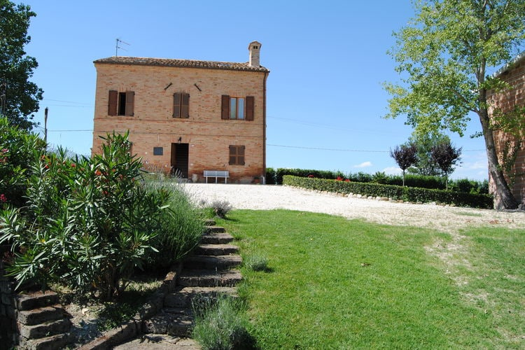 Villa Angelo - Accommodation - Sant'Angelo in Pontano