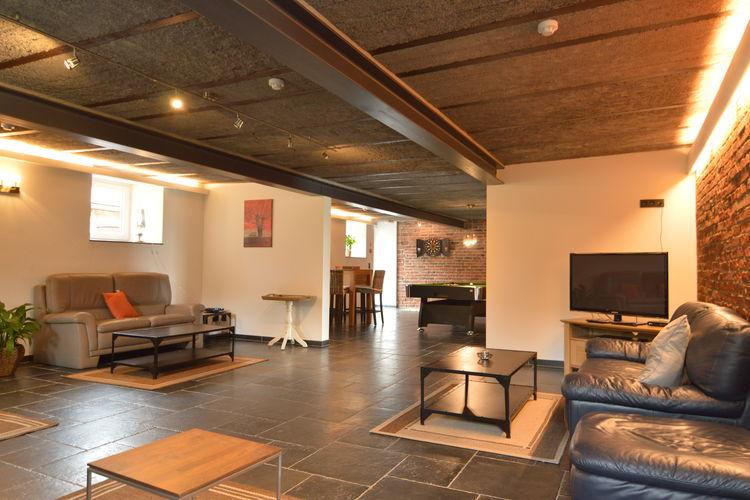 vakantiehuis België, Luik, Burnenville vakantiehuis BE-4960-191