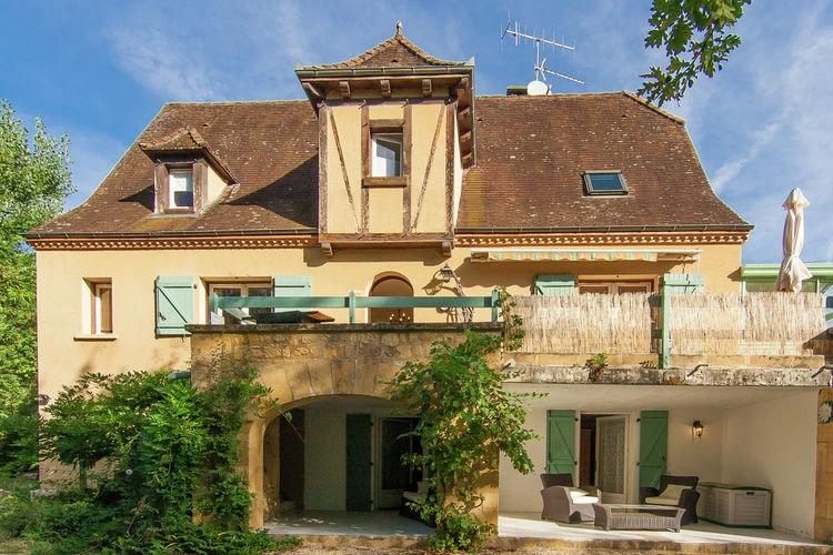 Villa huren in Dordogne - met zwembad  met wifi met zwembad voor 6 personen  Deze ruime en comfortabele villa m..