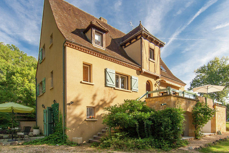 Villa Frankrijk, Dordogne, Masclat Villa FR-06519-01