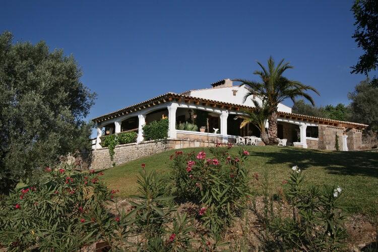 Rota de Morell  Majorca Spain