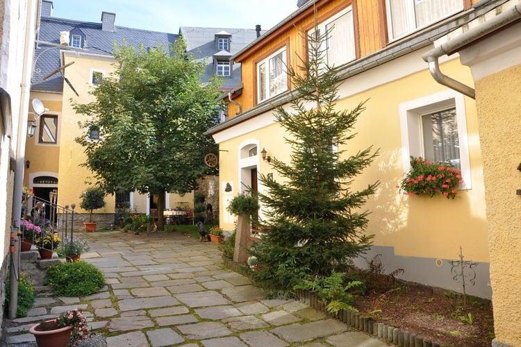 Appartement  met wifi  Annaberg-Buchholz  Vakantiewoning in de historische stadskern van Annaberg-Buchholz