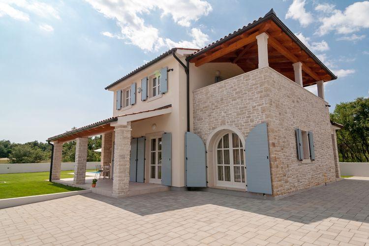 Villa Kroatië, Istrie, Marčana Villa HR-52207-24