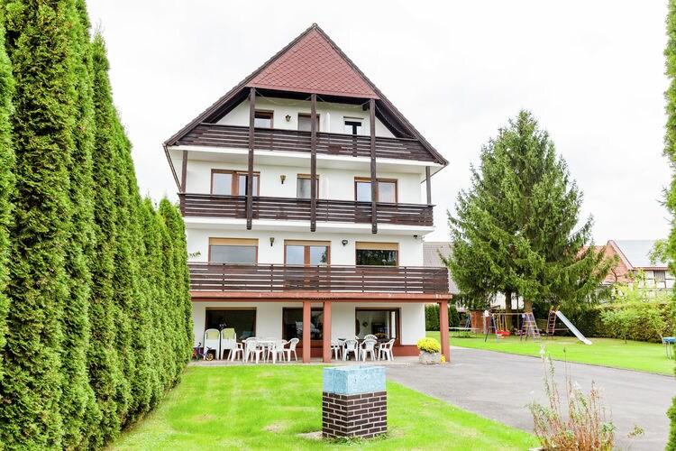 Vakantiehuis  met wifi  Homberg  Gruppenhaus in Hessen