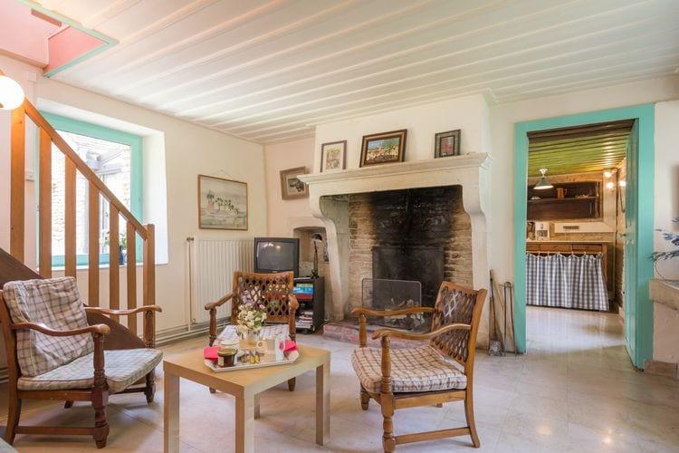 vakantiehuis Frankrijk, Bourgogne, Planay vakantiehuis FR-21500-01
