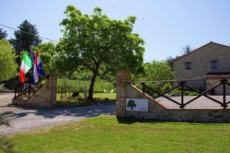 vakantiehuis Italië, Umbrie, Pietrafitta vakantiehuis IT-06066-07