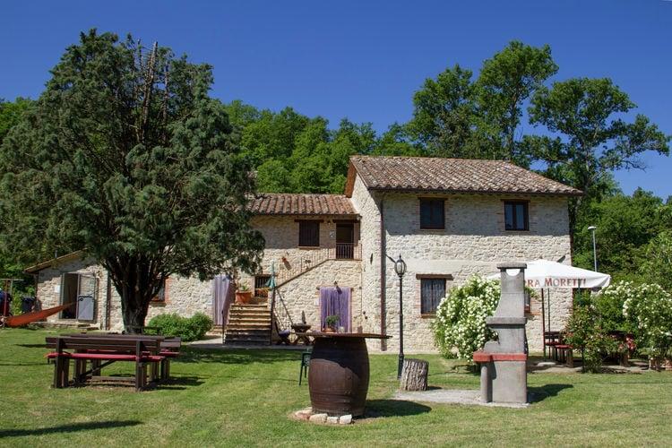 Woning Italie | Umbrie | Vakantiehuis te huur in Pietrafitta   met wifi 2 personen