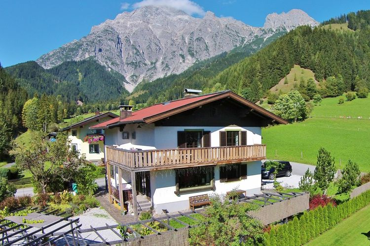 Appartement Leogang - Ullach A