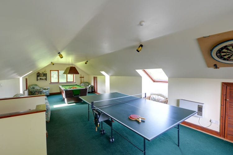 vakantiehuis Groot-Brittannië, Zuid Wales, Caersws vakantiehuis GB-13000-12