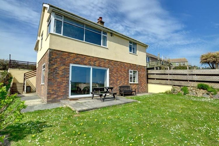 Holiday apartment 2 Ty Melyn (1870472), Newgale, West Wales, Wales, United Kingdom, picture 1