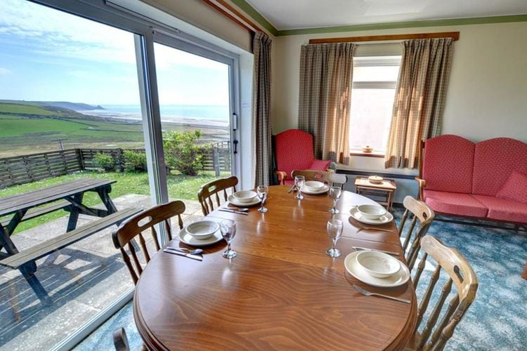 Holiday apartment 2 Ty Melyn (1870472), Newgale, West Wales, Wales, United Kingdom, picture 2