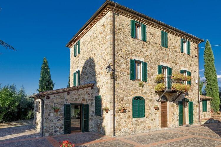 vakantiehuis Italië, Toscana, Piazze vakantiehuis IT-53040-65