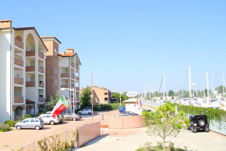 Appartement met zwembad met wifi  Lido-Degli-EstensiResidence Cleo 4