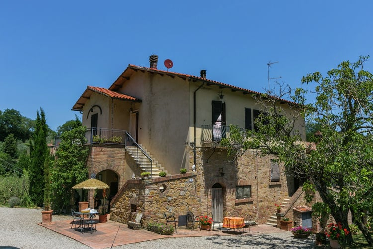 Boerderij huren in Montepulciano - met zwembad  met wifi met zwembad voor 4 personen  Portico is een gezellig appartemen..