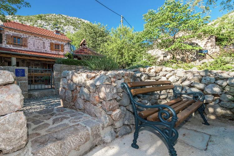 vakantiehuis Kroatië, Dalmatie, Starigrad Paklenica vakantiehuis HR-01020-01
