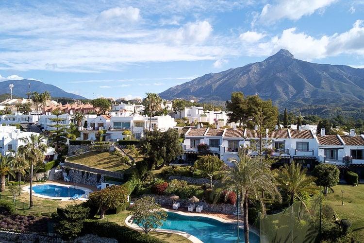 vakantiehuis Spanje, Costa del Sol, Marbella vakantiehuis ES-05440-01