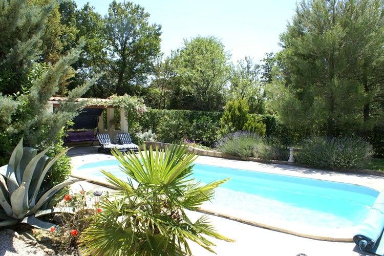 Villa Frankrijk, Languedoc-roussillon, St Cesaire de Gauzignan Villa FR-06557-01