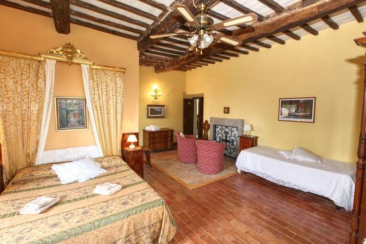 Villa Italië, Lazio, Graffigano Villa IT-01020-23