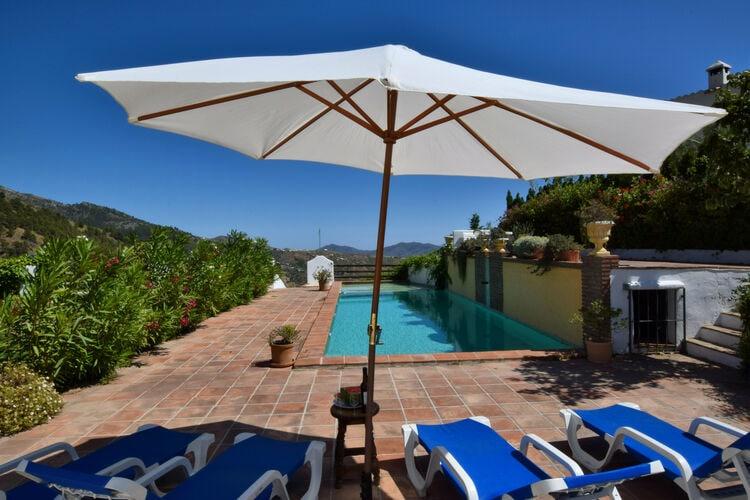 vakantiehuis Spanje, Costa del Sol, Canillas de Aceituno vakantiehuis ES-05445-01
