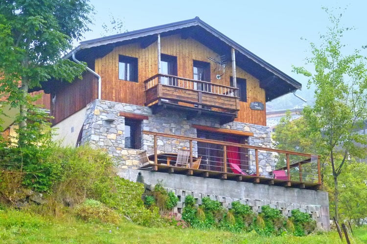 Chalet  met wifi  Champagny-La-Vanoise  Chalet Tavel Champagny